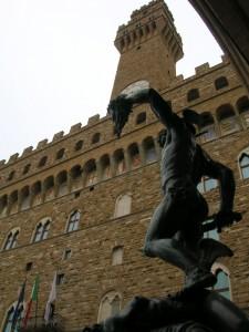 La torre e il Perseo