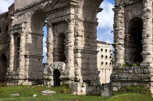 Roma - Ancora Porta Maggiore