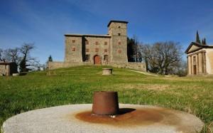 ambientazioni al Castello di Montalfina