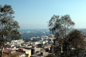 Panorama da Forte Ogliastri