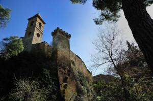 Torre del Castel Rubello