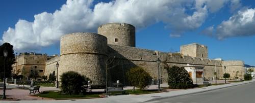 Manfredonia - Manfredonia: il Castello