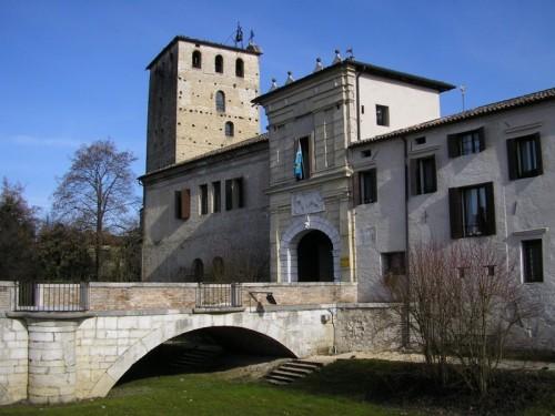 Portobuffolè - Il ponte, la porta e la torre
