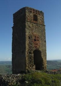 Sentinella sulla valle del Bradano