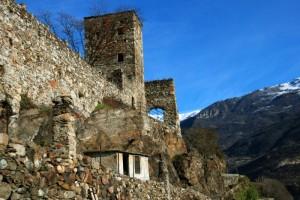 In cima al Castello