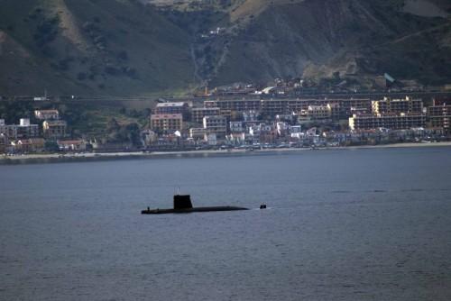 Scaletta Zanclea - Scaletta con sottomarino