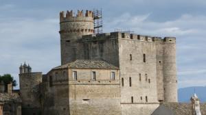Il Castello Savelli a Nazzano