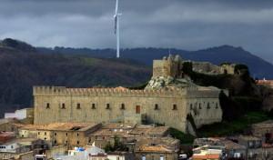 Castello di Montalbano Elicona,avete capito perche' si chiama elicona?