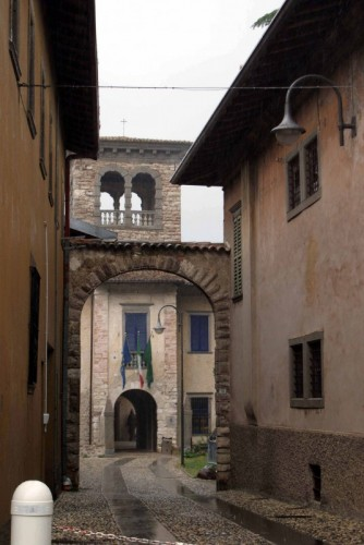 Luzzana - Castello di Luzzana