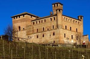 Uno dei castelli del conte di Cavour
