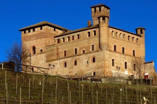 Grinzane Cavour - Uno dei castelli del conte di Cavour