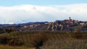 Le colline del Roero: Santa Vittoria d'Alba