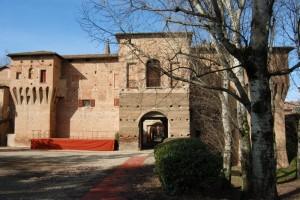 Rocca Rangoni, l'altro lato
