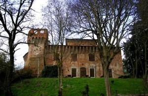 Il castello di Barco