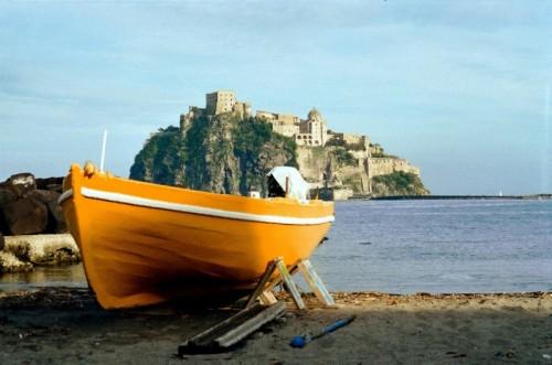 Ischia - Noi pescatori ed il Castello Aragonese