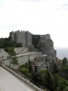 Erice, Il Castello