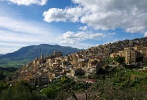 Panorama di Caccamo