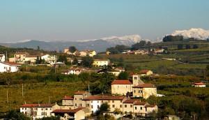 La colina di Colognola