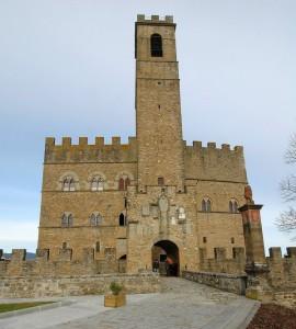 Il castello dei Guidi