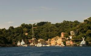 Portofino in estate