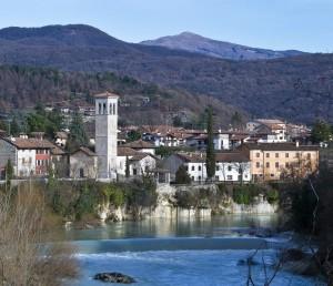 Cividale del Friuli: colori ineguagliabili del Natisone