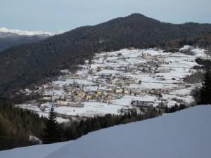 Neve a Bedollo