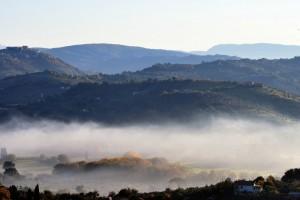 Mompeo e la valle del farfa