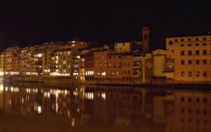 Galleggiare sull'Arno