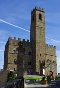 L'eleganza del Castello di Poppi