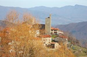 Il castello di Montemignaio