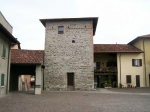I coppi vicino alla torre