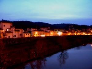 La sera di Ponte a Signa