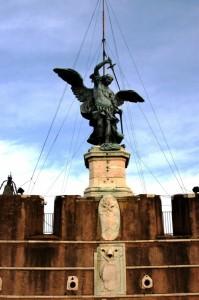 L'angelo del Castello