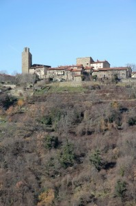Il borgo di Montemignaio