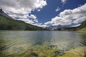 Sogno e sono desto ( Lago di Misurina )