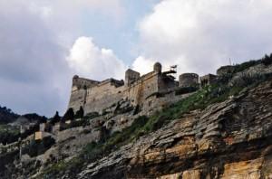 Il meraviglioso castello di Portovenere