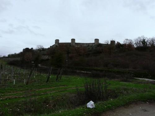 Monteriggioni - Il Castello e il Sacchettino
