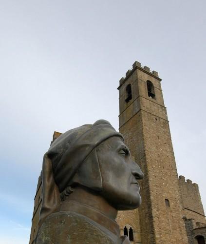 Poppi - Dante e la torre dei Guidi