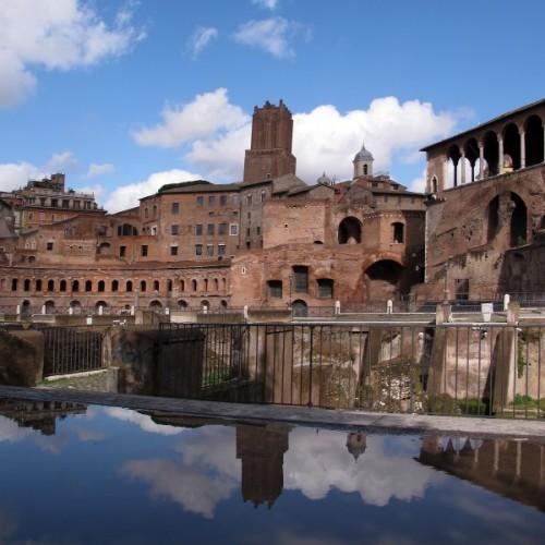 Roma - Uno specchio per la Torre