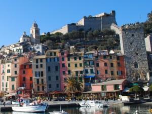 Portovenere e il suo castello