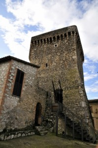 La torre di Ginestra Sabina