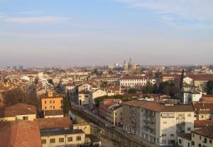 Sopra i tetti di Padova