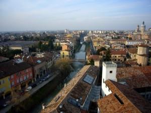 Panorama di Padova