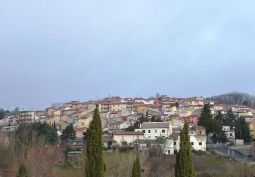 Anzano di Puglia - Paese di confine