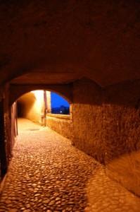 Le fortificazioni.