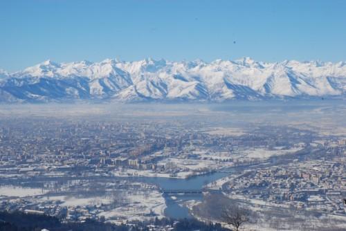 Torino - UNA BIANCA VEDUTA