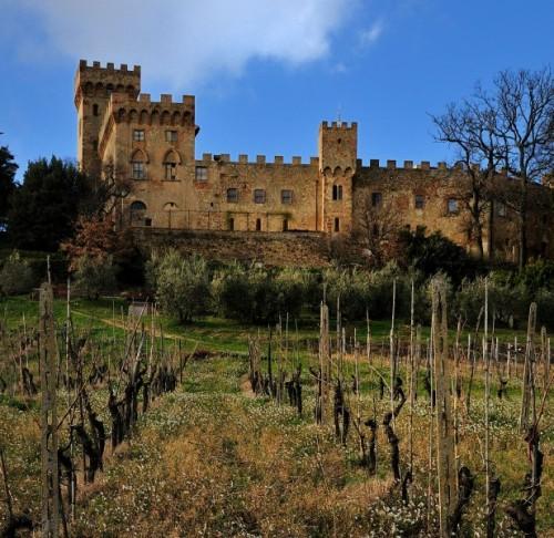 Certaldo - Castello di S.Maria Novella 2