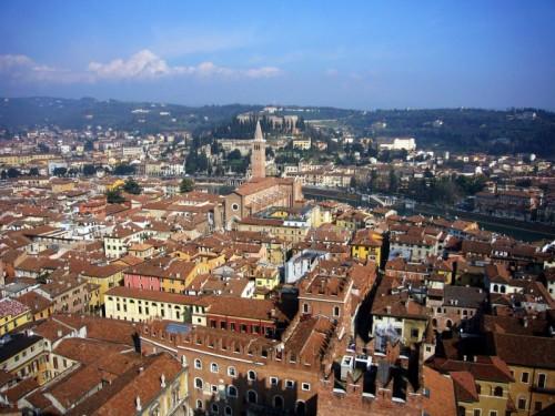 Verona - Verona vista dalla torre