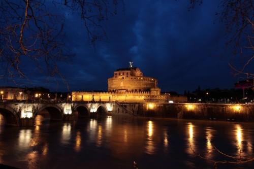 Roma - Castel Sant'Angelo - ultimo raid fotografico del concorso 2009 - #12