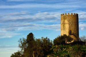 Tramonto sulla Torre di Piraino